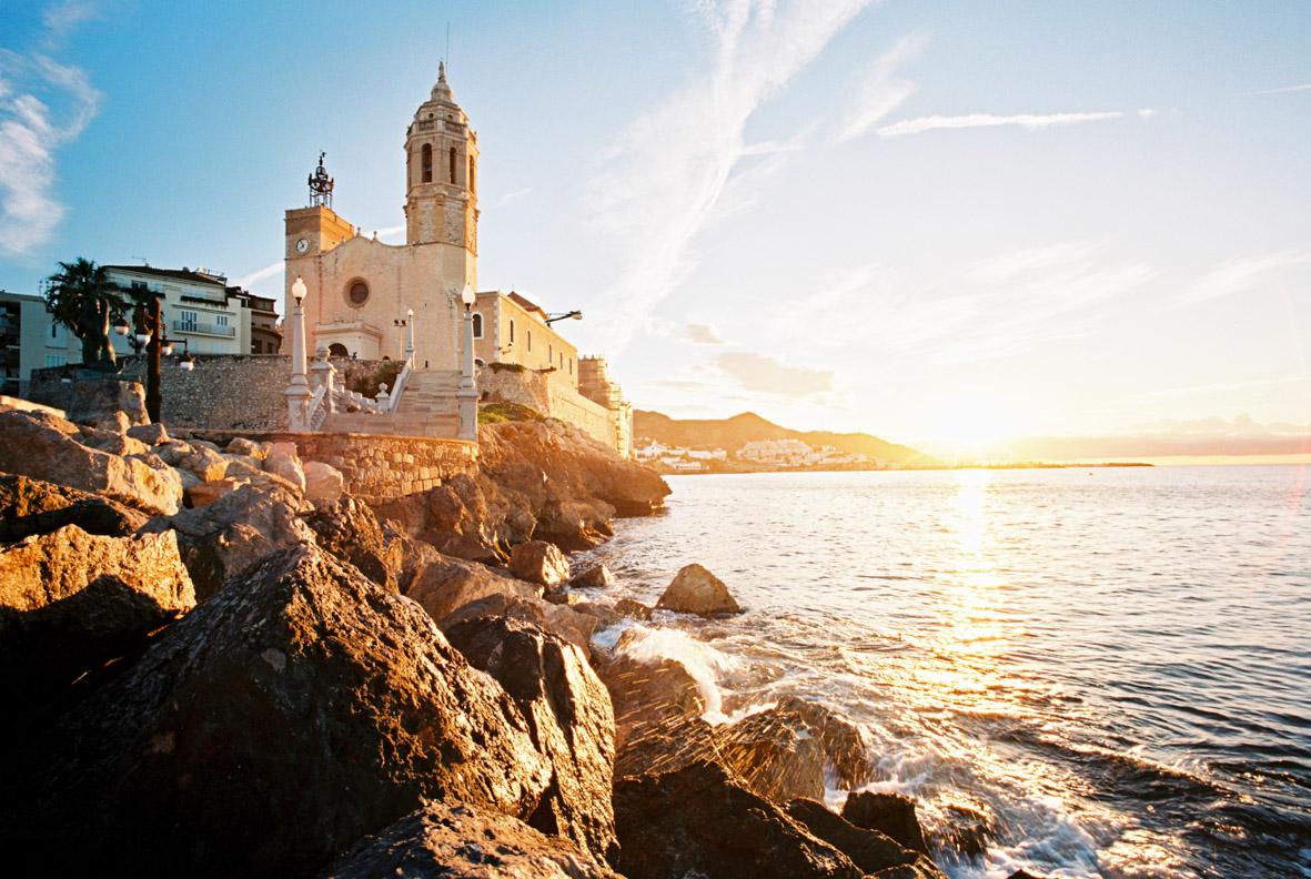 Kirche Am Meer